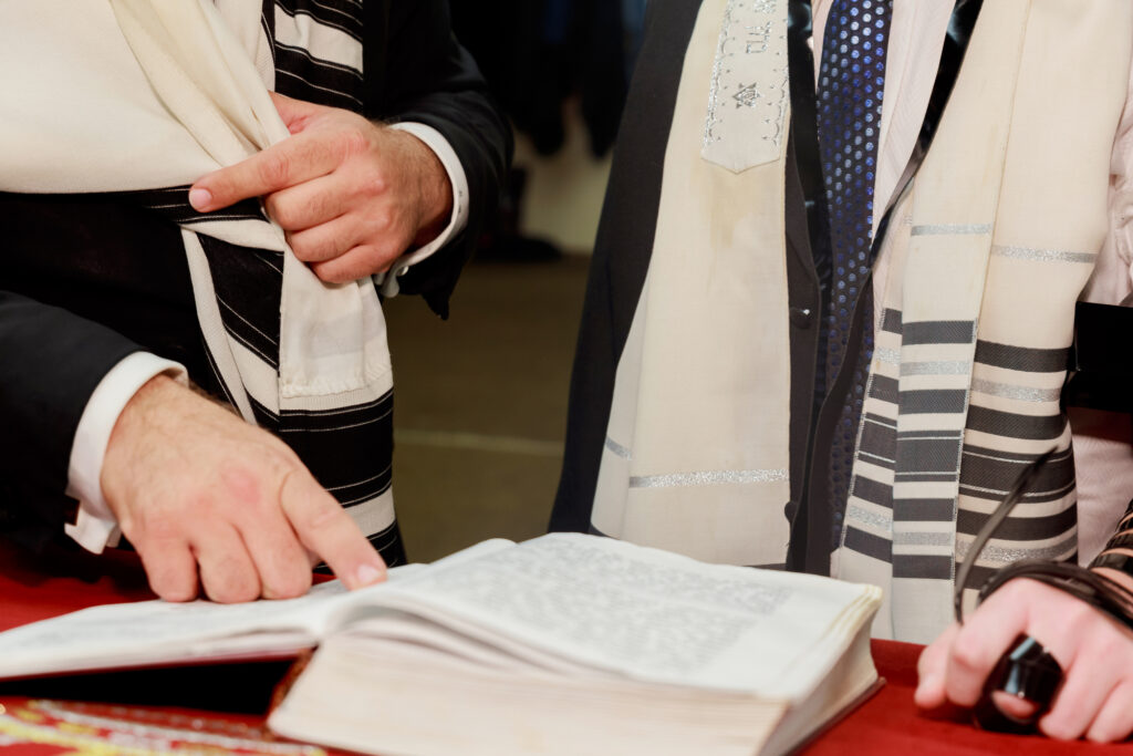 תפילה להנחת תפילין
